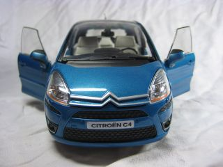Citroen C4 Picasso Cararama Diecast Car Collection Model 1 24 1 24
