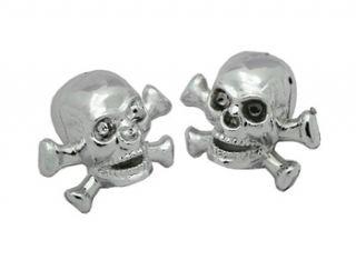 Electra Skull Valve Caps