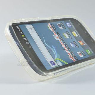 Clear Soft Skin TPU Gel Case Cover for Samsung Galaxy s Aviator R930