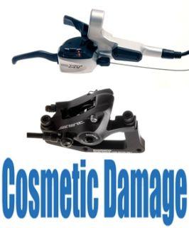 Shimano XT/Saint Disc Brakes Dual Control