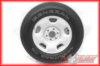 17 FORD F150 EXPEDITION STEEL PAINTED OEM WHEELS GENERAL TIRES 16 18