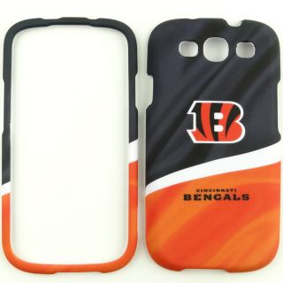 Cincinnati Bengals Phone Faceplate Hard Cover Case For Samsung GALAXY