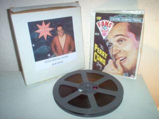 The Perry Como TV Show with Special Guest Bob Hope Super 8mm Cine Film