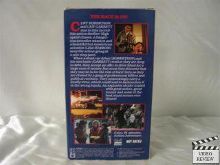 Shaker Run VHS Cliff Robertson Leif Garrett