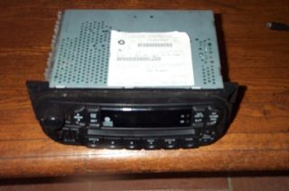 98 02 Chrysler Dodge Plymouth Jeep CD Player Am FM Radio CD CD C