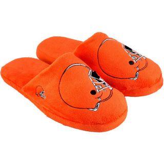 Cleveland Browns Big Logo Slippers NFL Mens