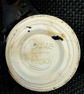 Vintage Skeet Trap Clay Pigeon Thrower Remington Dupont