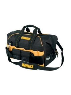 DeWalt by CLC DG5553 18 Pro Contractors Closed Top Tool Bag