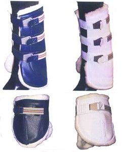 Clarendon Tendon Fetlock Protective Showjumping Jumping Boots All Col
