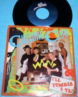 Culture Club Ill Tumble 4 Ya Mystery Boy 7 Nice