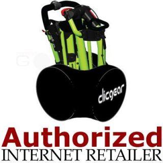Clicgear Clic Gear Golf Push Cart Wheel Cover New