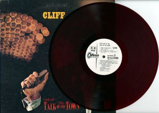 Cliff Richard Live at Talk O Japan Promo WL Redwax III