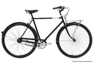Creme Cafe Racer Doppio Mens Single Speed Bike 2011