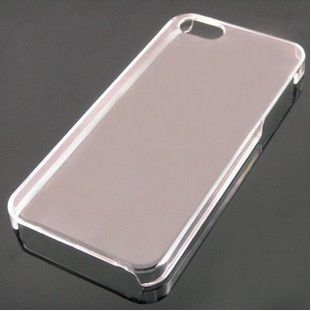 Clear Ultra Thin Hard Case Cover for iPhone 5 5g 5th Gen