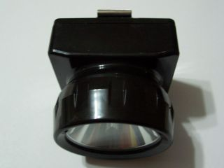 Black Wireless LED Coal Mining Light Miners Light Lamp