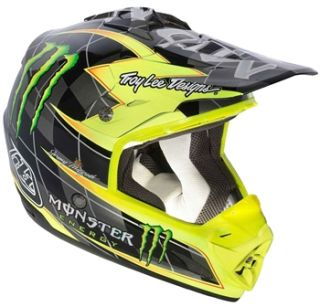 Troy Lee Designs SE3 MC/Monster Jeremy McGrath Ltd Ed. 2013  Compra