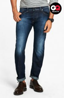 DIESEL® Darron Slim Tapered Leg Jeans (074W)