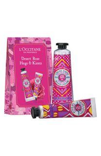 LOccitane Desert Rose Hugs & Kisses Collection ($22 Value)