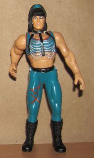 Chyna WWF Jakks BCA Wrestling Figure WWE Attitude Era Release Joanie