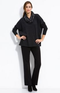 Eileen Fisher Jersey Top & Ponte Knit Pants