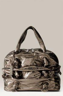 Michael Kors Zuma   Medium Leather Satchel