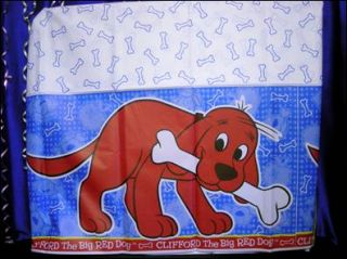Clifford The Big Red Dog Tablecloth 1 Cake Topper New