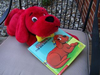 Clifford The Big Red Dog Scholastic 19 with Hard Cover Norman Bridwell