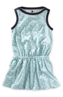 Tea Collection Printed Drop Waist Dress (Little Girls)