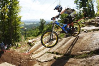 world cup round 7 bromont canada the penultimate round of