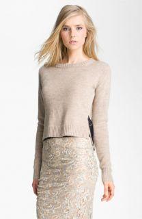 Gryphon Mohair Blend Crewneck Sweater