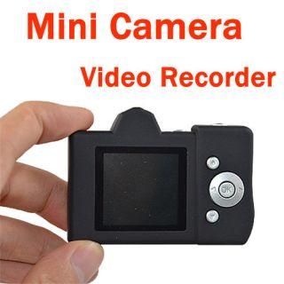 Mini Size Digital Camera CMOS 1 44 TFT USB Micro SD for Kids