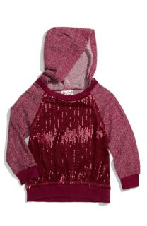 Little Pretties Sequin Pullover Hoodie (Little Girls)