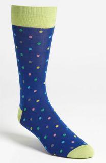 Lorenzo Uomo Dot Socks (3 for $27)