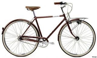 Creme Cafe Racer Doppio Mens Dynamo 7Sp. Bike 2010