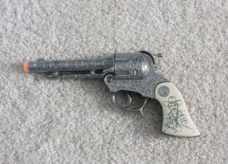 hopalong cassidy cap gun