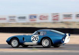 Kyosho 1 64 1965 Shelby Cobra Daytona Coupe Super Snake Steve McQueen