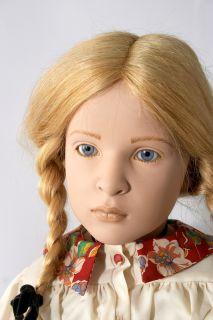Ed Porcevinyl Doll Lara by Sabine Esche for Gotz