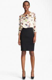 Moschino Cheap & Chic Silk Dress