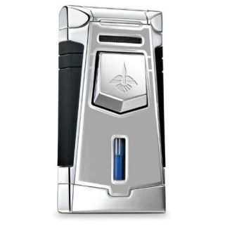 New Cigar Lighter Colibri Empire Wind Proof Jet Flame – Thunder