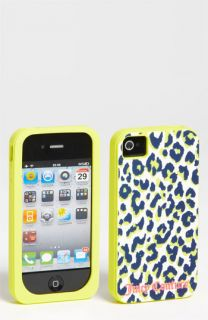 Juicy Couture Leopard Print iPhone 4 & 4S Case (Girls)