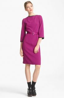 MARC JACOBS Belted Pencil Dress