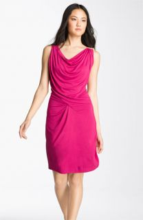MICHAEL Michael Kors Draped Jersey Dress