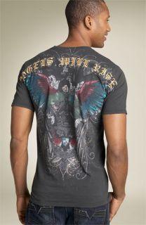 Monarchy M Knight Slim Fit Crewneck T Shirt (Men)