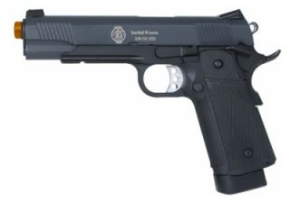 Smith & Wesson 1911PD Metal Blowback CO2 Airsoft Pistol