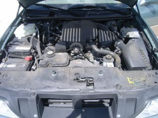 2005 Lincoln Town Car/ Ford 4.6L Complete engine with ECU and wiring