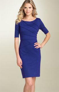 Maggy London Starburst Ponte Knit Dress