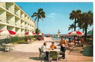 Pan American Motel Collins Ave Miami Beach FL