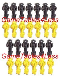 Ultimate Rebuild Kit 4 Tornado Foosball Table Foos Men