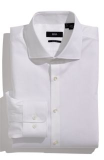 BOSS Black Sharp Fit Dress Shirt