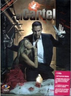 El Cartel de Los Sapos Telenovela Colombiana 13 DVD